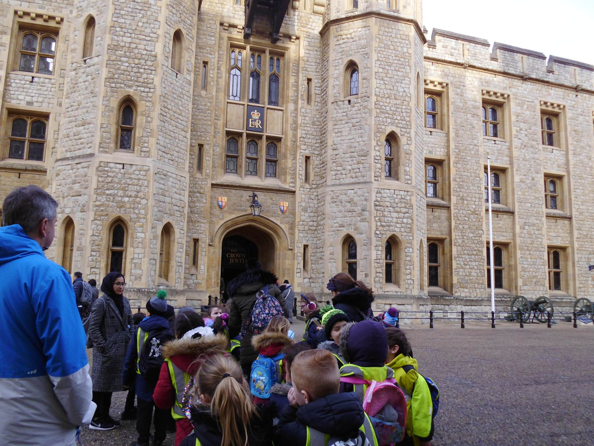 Year 2 Trip to the Tower of London